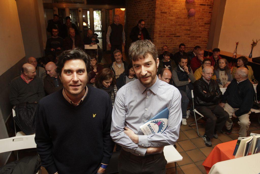 David Remartínez y Ramón Muñiz