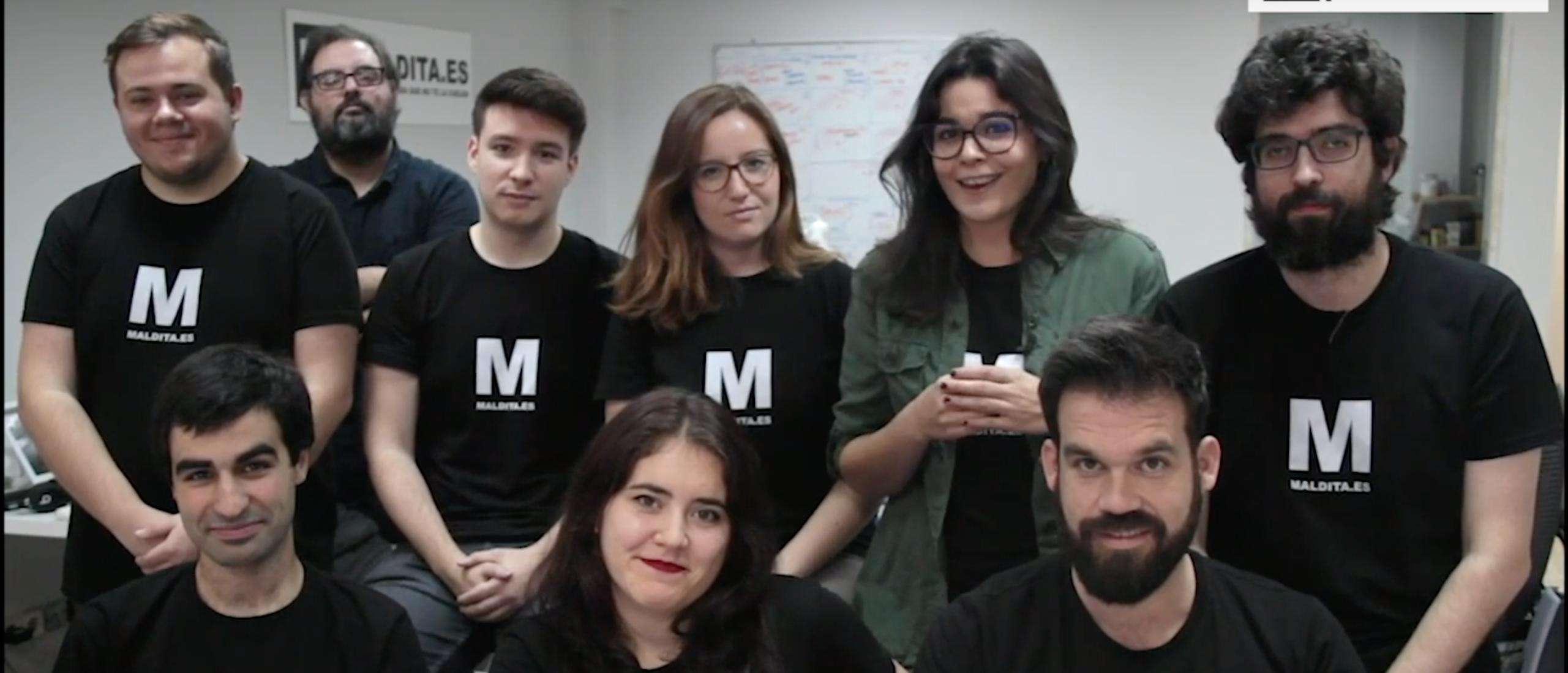 Maldita.es, un crowdfunding «para que no nos la cuelen»