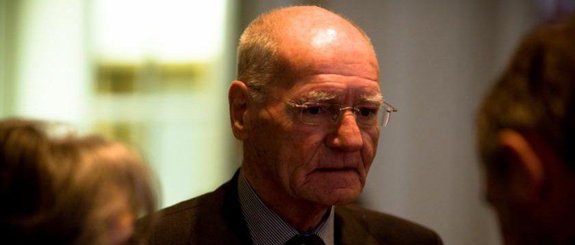 Paul Decross, periodista belga recientemente fallecido.