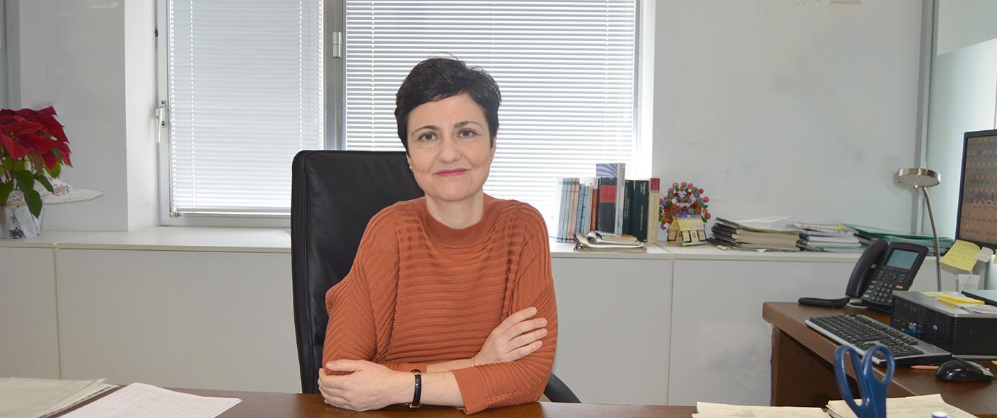 Esperanza Zambrano, subdirectora general de Reclamaciones del Consejo de Transparencia y Buen Gobierno.