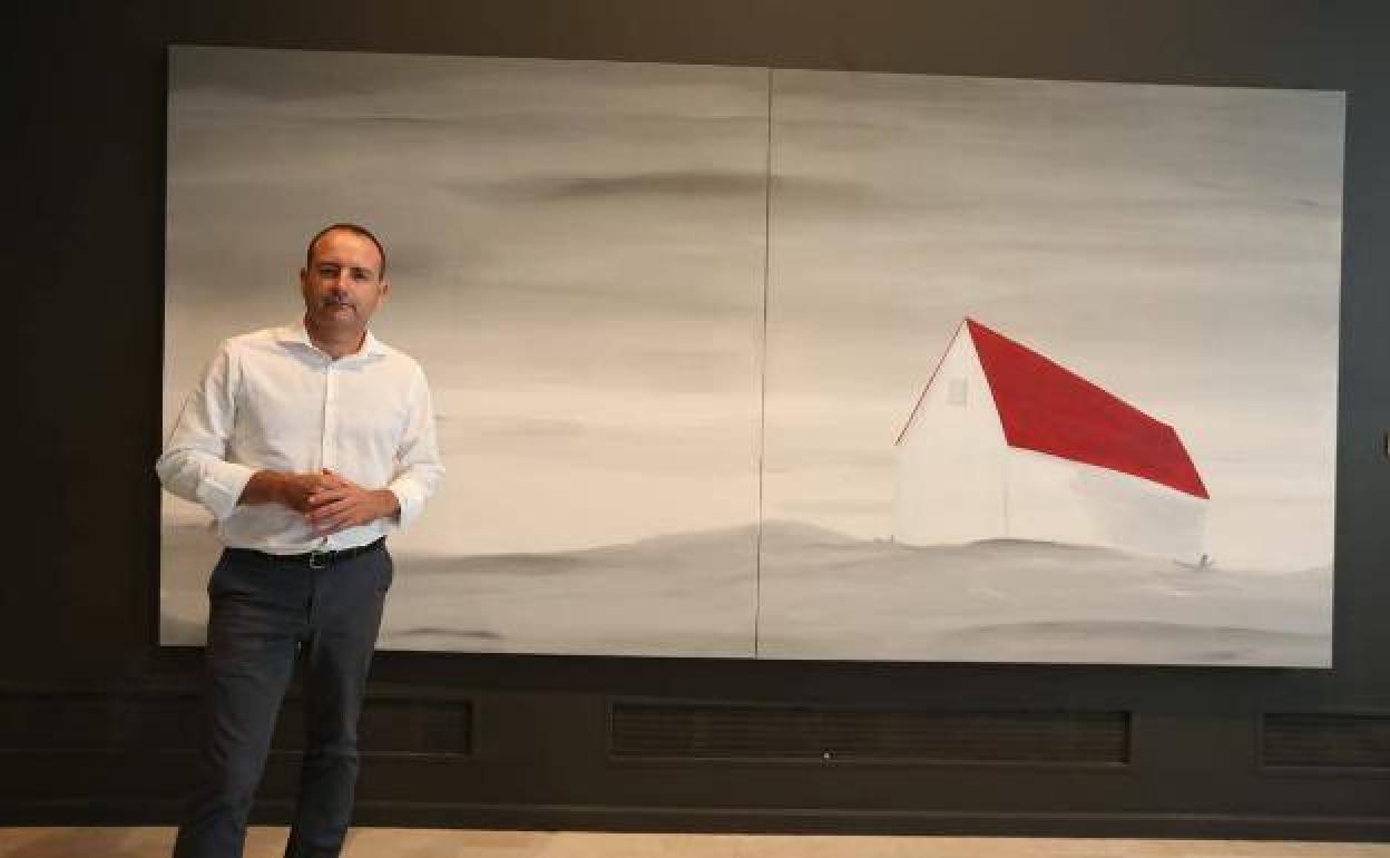 Manuel Castillo, director del diario 'Sur'.